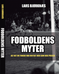 Bogforside Fodboldens Myter